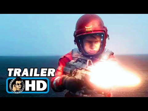 DUNE DRIFTER Trailer (2020) Sci-Fi Thriller Movie