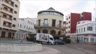 جولة في مدينة الحسيمة 10 10 2016 morocco al hoceima