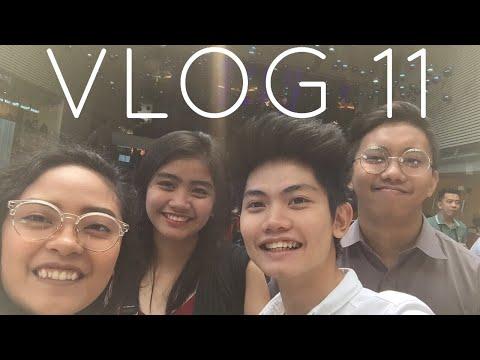 MANILA OCEAN PARK | VLOG 11 PART 1