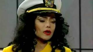 La Toya Jackson - Interview in Sweden 1991