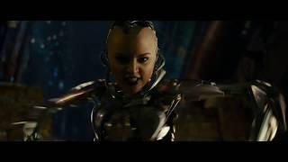 ALITA: BATTLE ANGEL Fight Clip (2019) - Rosa Salazar, Eisa Gonzalez