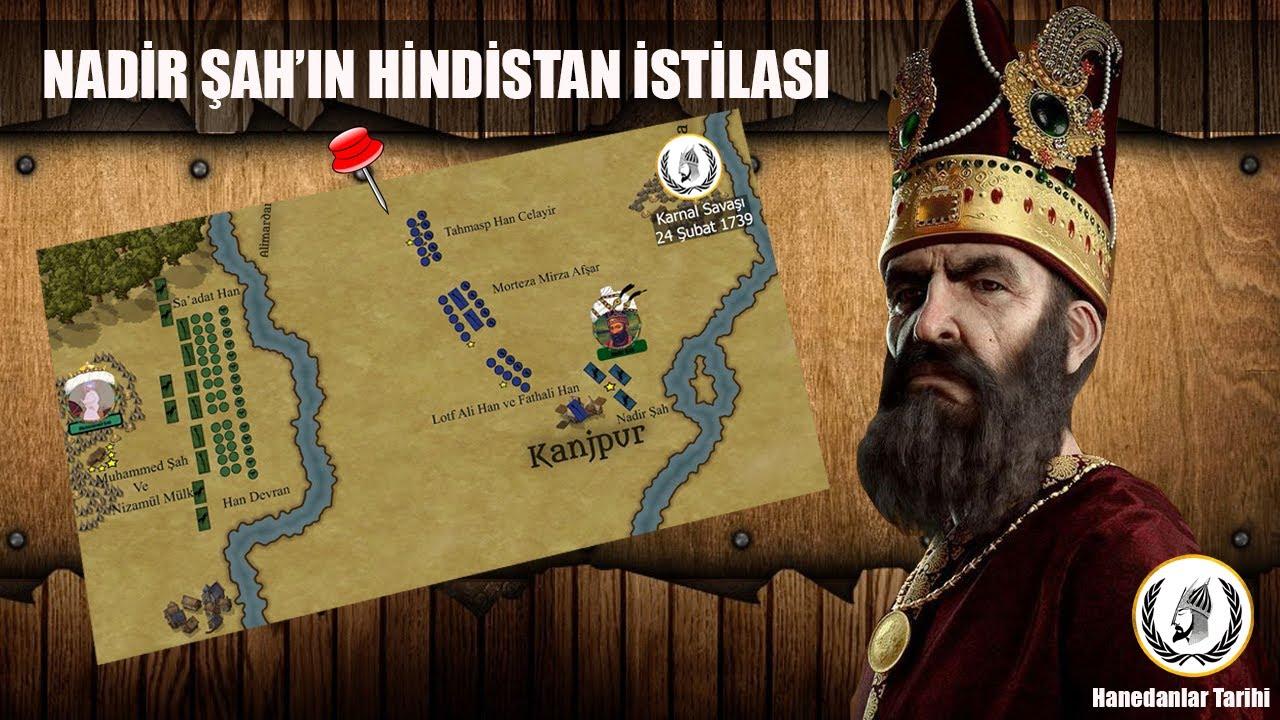 KARNAL SAVAŞI | Nadir Şah'ın Hindistan İstilası | Babür Devleti | Bölüm 7