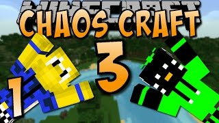 LOS GEHT'S! - Minecraft CHAOS CRAFT 3 #001