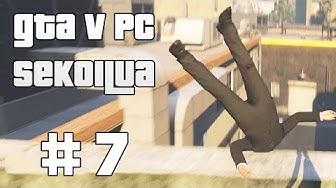 Fysiikan lait rikki - GTA V PC Sekoilua