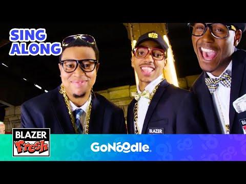 Getcha Money Right - Blazer Fresh  GoNoodle