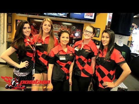 98.5 KLUC Speed Dating at Pole Position Raceway Testimonials pt. 2 | Group Events in Las Vegas from YouTube · Duration:  26 seconds