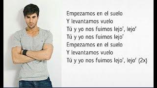 Descemer Bueno, Enrique Iglesias - Nos Fuimos Lejos Ft. El Micha - S