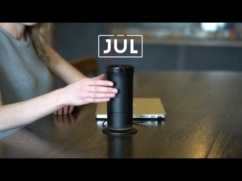 The Jul: Heated Smart Mug for Coffee & Tea