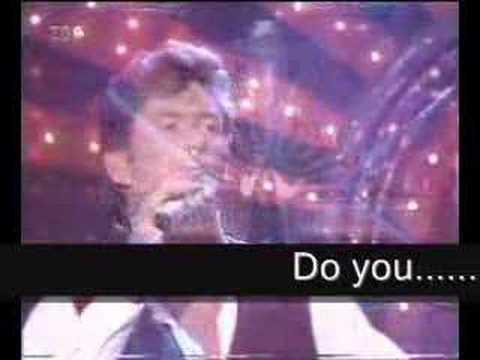 David Hasselhoff - German Music Video w/ English Subtitles