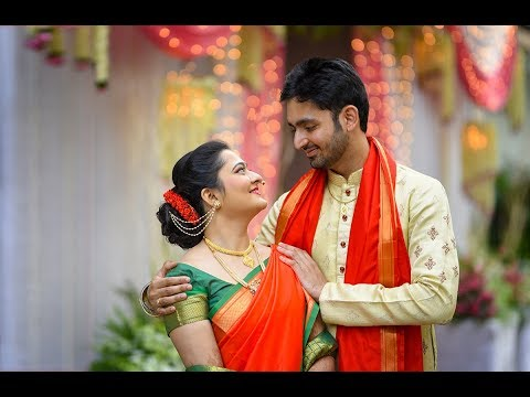 Kaustubh & Ashwini Wedding Highlights .