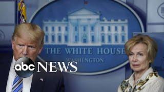 President Trump blasts Dr. Birx over coronavirus warnings   WNT