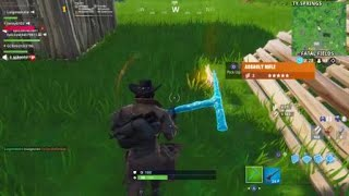 Fortnite TRAP VS BOT