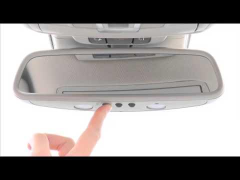 Mercedes Benz How to Program Garage Door Opener