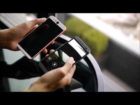 HTC Desire EYE versus HTC One M8: first look