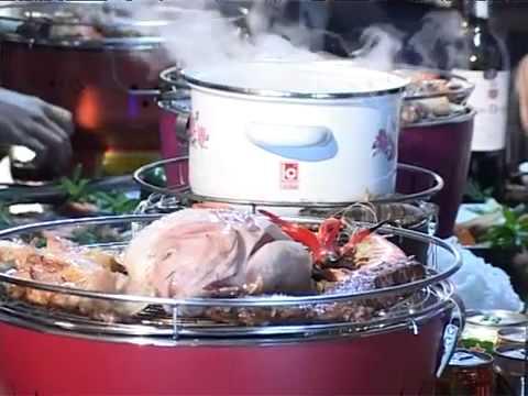Bếp nướng than hoa Nam Hồng BN300 - Bepnuong.vn