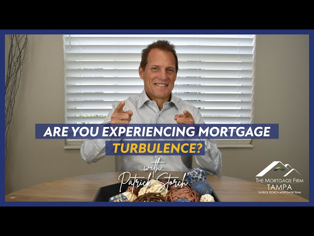 "Are you experiencing ""Mortgage ✈️Turbulence""?"