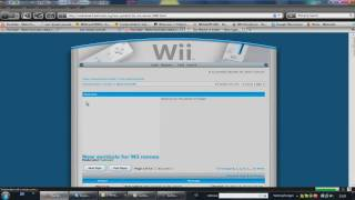 Mario Kart Wii Tutorial - Mii Name with Symbol [MKWii]