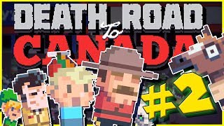 Death Road to Canada - The Birthday Run (Part 2)