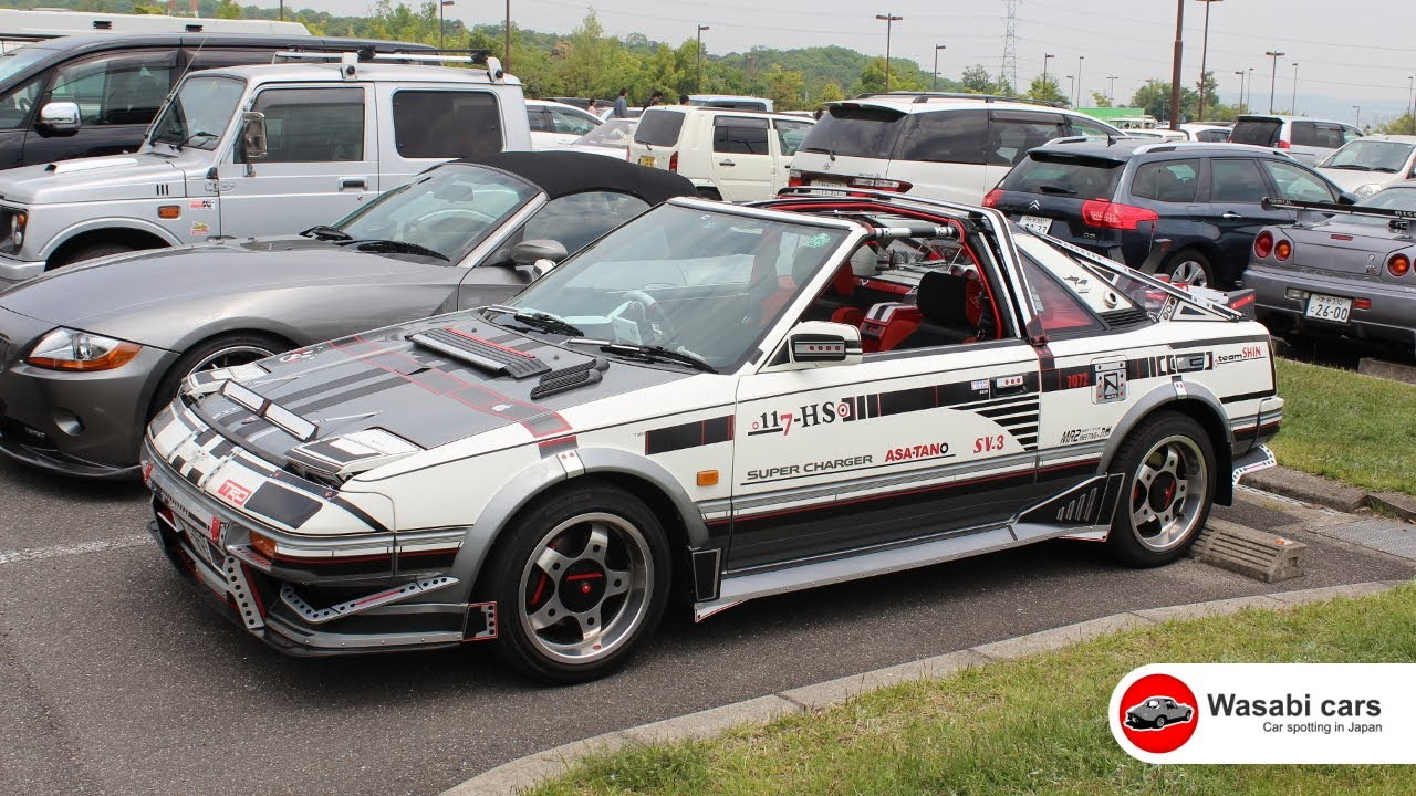 A Super Challenging Super Charged Toyota Mr2 Aw11 4a