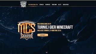 MCS League - Turniej gier Minecraft!