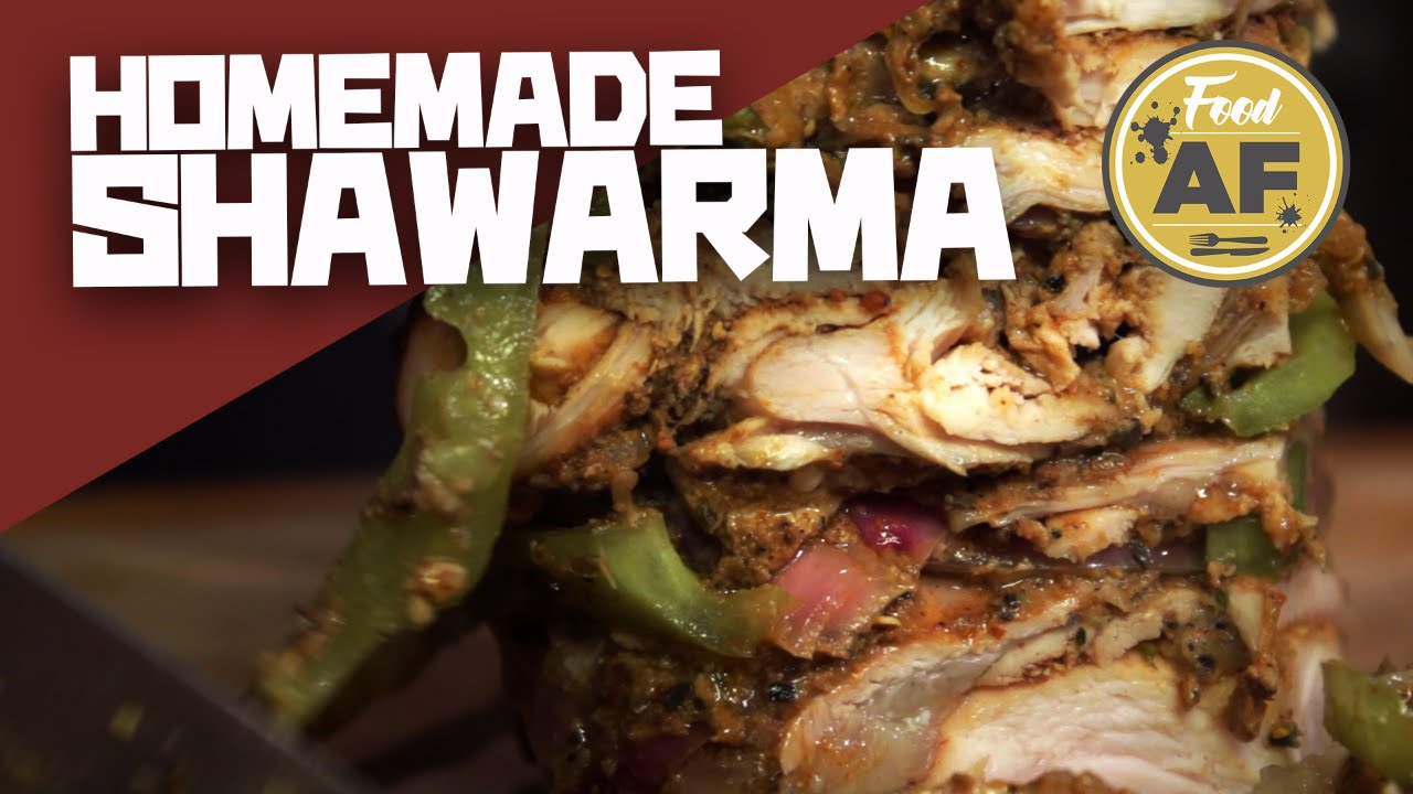 Diy homemade shawarma shawerma tower street food home diy homemade shawarma shawerma tower street food home episode 9 forumfinder Images
