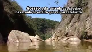 Cachoeiras em São Gonçalo do Bação/Itabirito - MG