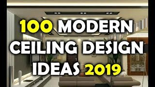 100 Best Modern Ceiling Design Ideas For 2019