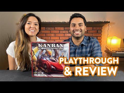 Kanban - Playthrough & Review
