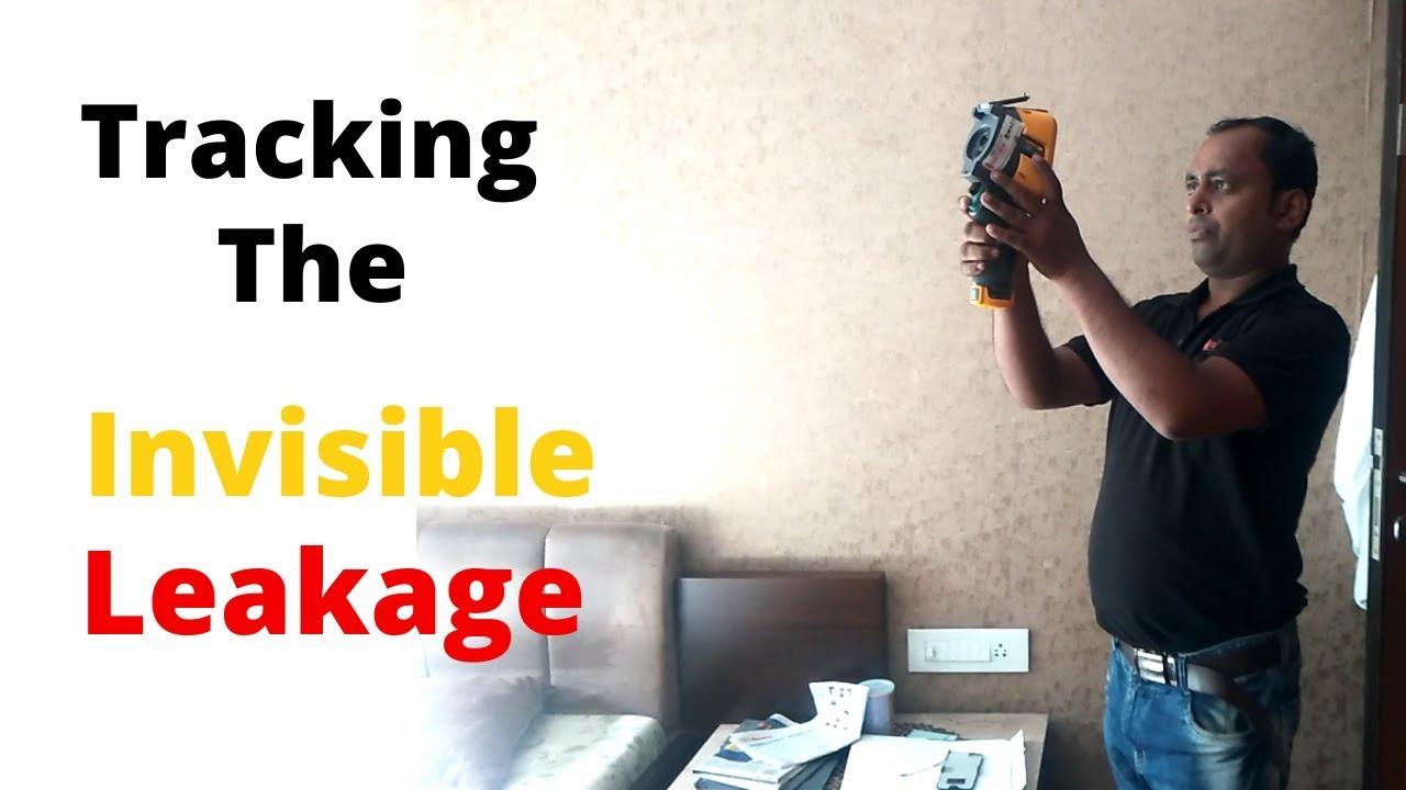 Detecting Leakage Seepage Source