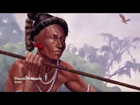 History - Palm Beach County - SHELL MOUNDS - Pre date Egyptian pyramids!