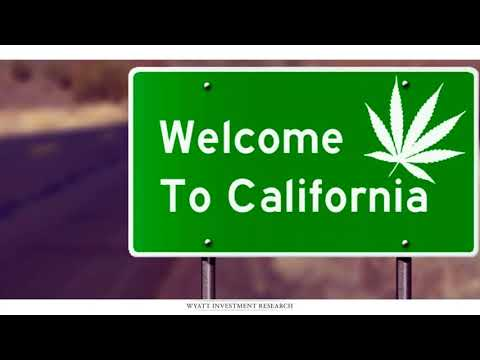 California Green Gold Rush Top Pot Stocks to Buy Now