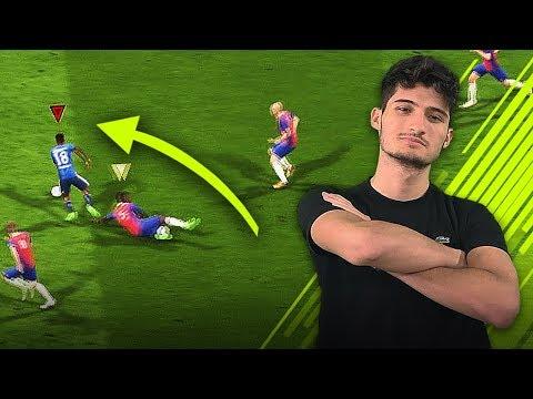 FIFA 18 : LES GESTES TECHNIQUES QUI FONT LA DIFFÉRENCE ! ⚽ TUTO