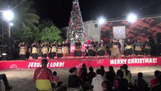 2013 Praise Party Dance Group Item 7 - Kingdom Of Tonga