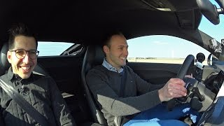 My Exciting Drive in the 2016 Audi R8 V10 Plus!(Last week I was invited by the famous Dutch Television program 'RTL Autowereld' to test drive the new 2016 Audi R8 V10 Plus! In this video you can see my ..., 2016-03-25T11:30:00.000Z)