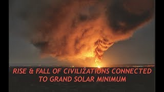 Grand Solar Minimum, GSM Updates, Yellowstone Super Volcano Eruption, ELE