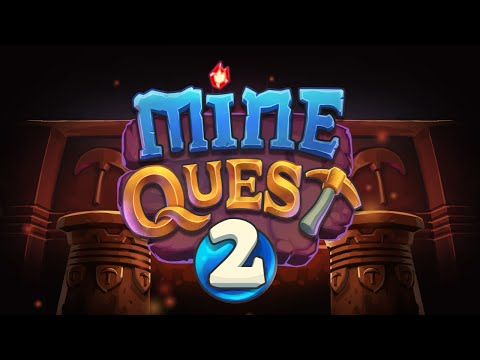 Mine Quest 2 - Mining and Crafting RPG for Android