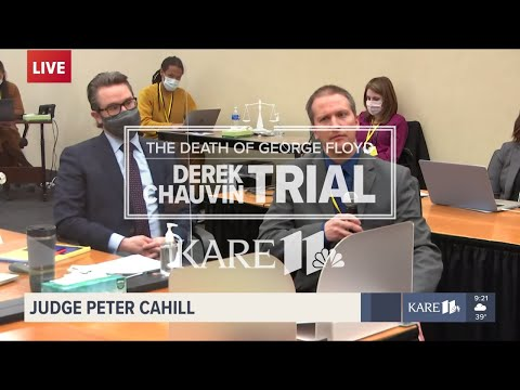 Derek Chauvin decides not to testify, defense rests their case