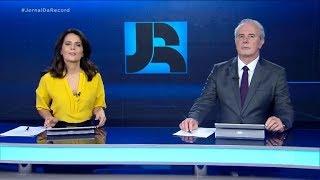 Assista à íntegra do Jornal da Record | 04/11/2019