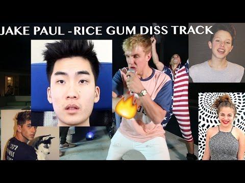 RICEGUM DISS TRACK - Jake Paul