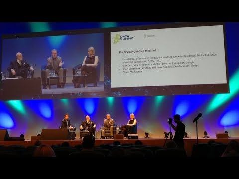 In-Depth Interview with Dr. David A. Bray from the Ireland Data Summit 2017