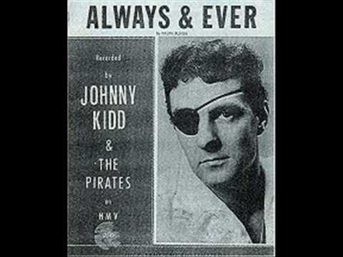 Johnny Kidd and the Pirates - Please Don`t Touch ( 1959 )