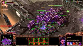Starcraft 2 Heart Of The Swarm Campaign  Brutal  Mission 20 The Reckoning Final