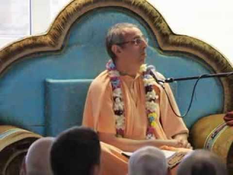 Бхагавад Гита 4.38 - Ниранджана Свами