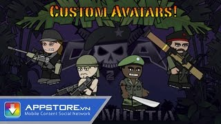 [Game] Mini Militia - Chiến dịch tí hon - AppStore.Vn