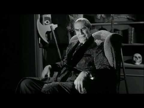 "Ed Wood - ""Pull 'da STRING! Pull 'da STRING!""/R.I.P. Martin Landau (7/15/17)"