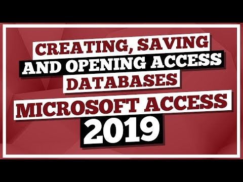microsoft-access-tutorial-2019:-how-to-create-an-access-databases-in-ms-access