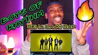 Boys of Rhythm - Sei Ia La Ki Sap || GeoWorld Reaction!!!