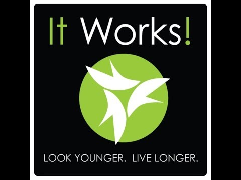 It Works| Ultimate Body Wraps