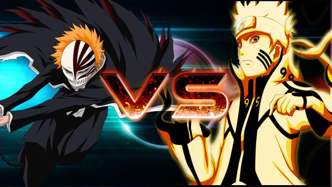 J-Stars Victory VS+: Ichigo Kurosaki vs Naruto Uzumaki ... | 1280 x 720 jpeg 120kB