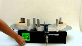 Маркировка этикеток на устройстве Labelmate-PM-300(Устройство Labelmate PM-300 для перемотки этикеток с рулона на рулон с возможностью одновременной маркировки...., 2011-12-21T14:49:24.000Z)